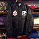 【ラス1】RUGGED ''RUGGED TOKYO'' stadium jacket(Navy)
