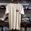 "【残り僅か】JIMMY'Z ""World"" tee(White)"