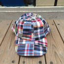 【残り僅か】Brooks Brothers adjuster cap (patchwork)