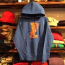 "DISCO ""OLOP WING"" hoodie (Royal Blue)"