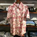 【ラス1】RUGGED aloha shirt(Red)