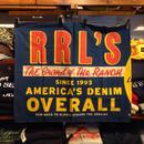 """【ラス1】RRL """"RRL'S 2015"""" flag / scarf"""