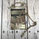 【ラス1】RUGGED sacosh bag (Multicam Camo)