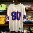 """【残り僅か】champion """"CHAMPION 80"""" mesh football shirt (White)"""