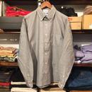 【残り僅か】RUGGED B.D oxford shirt (Gray)
