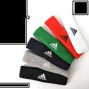【残り僅か】adidas logo headband