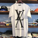 "【ラス1】DOUBLE HARD ""XL"" tee (White)"