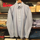 【ラス1】RUGGED B.D oxford shirt(Blue)