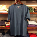 【残り僅か】RUGGED Indigo Pocket tee