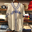 【used】Supreme Baseball jersey (XL)