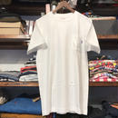 【残り僅か】RUGGED on RED KAP pocket tee (White)