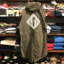 "RUGGEDon vintage ""DIA LOGO""mods coat(M)⑤"