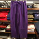 【ラス1】POLO RALPH LAUREN THERMAL  relax pants (Purple)