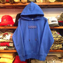 【残り僅か】AnotA ''GOX'' sweat hoody (Royal Blue)