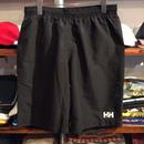 【ラス1】HELLY HANSEN line water shorts (Black)