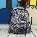 eastpack face design daypack