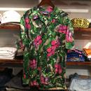 HAWAII BLUES aloha shirt(L)