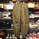 Military 40s ARMY AIR FORCE boa pants(32)