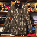 "Carhartt WIP ""25 YEARS PROGRESS""  duck work Camo Trebark jacket (L)"