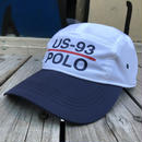 "POLO RALPH LAUREN SAILING ""US-93"" 5panel cap"