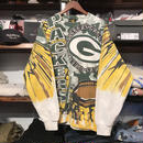 GREENBAY PACKERS sweat (White)