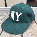 """68&BROTHERS """"NY"""" wool cap"""