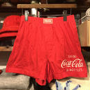 Coca-Cola logo short pants