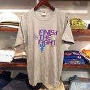 FINISH THE FIGHT print tee(L)