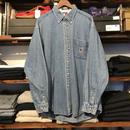 TOMMY HILFIGER denim shirt (L)