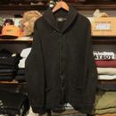 RRL shawl collar button knit (M)
