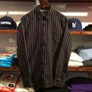 Levi's stripe shirt