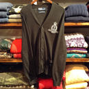 POLO RALPH LAUREN big wappen knit cardigan (L)
