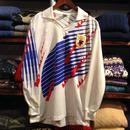 PUMA 1992-1996 japan soccer uniform L/S tee