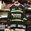 KAWASAKI racing jacket (M)