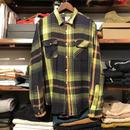 LEVI STRAUSS check shirt (M)