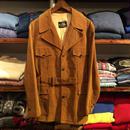 Brad Whitney corduroy coat