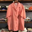 SARAH SPENCER WOMEN silk s/s shirt