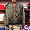 """ALPHA """"L-2B"""" military jacket"""