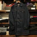 Levi's denim coverall jacket (L)