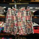J.CREW patchwork shorts