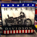 HARLEY DAVIDSON whole designed blanket