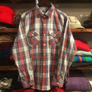 J.CREW flannel check shirt(M)