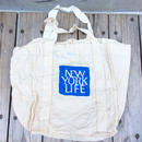 NEW YORK LIFE tote bag