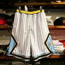 JORDAN stripe mesh shorts (L)