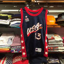 "【KIDS】Champion USA ""O'NEAL"" basketball shirt"
