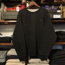 Champion one point logo pull over sweat (L)