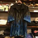 Sapphire Lounge fire S/S shirt(XL)