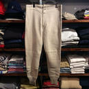 vintage hygienique cotton fourre sweat pants