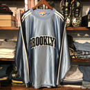 "SPORT EXCHANGE ""BROOKLYN"" nylon L/S tee (XL)"