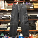 FUBU denim pants (34)